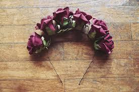 Copy of flower-headband