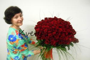 101 ruží